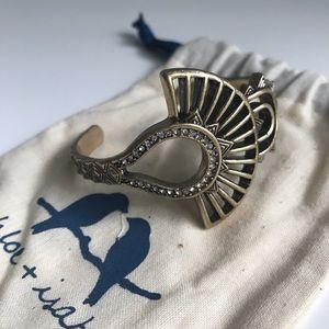 NWT Sunlit Savanna Cuff Bracelet ☀️